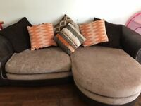 Great condition DFS sofa