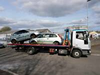 Scrap cars vans 4x4s lorries wanted