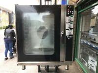CATERING CONVECTION FAN OVEN FAST FOOD RESTAURANT BAKERY KEBAB CHICKEN TAKE AWAY KITCHEN BBQ SHOP