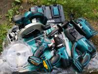 Makita Tools ( cordless ) NEW