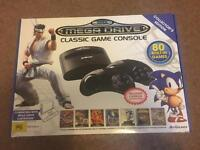 Megadrive Classic Game Console 80 Games Collector's Edition TV Plug'N'Play