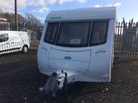 Coachman Amara 520/4 4 berth caravan. Year 2000. Very good condition. £3000 o.n.o.