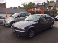 BMW 3 Series 2.0 320d SE 4dr, p/x welcome FREE WARRANTY, NEW CLUTCH