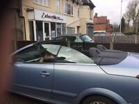 Vauxhall Astra twin top 1.6 sport