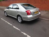 Toyota Avensis VVT-i T4, 5dr ,12 months M.O.T,Automatic