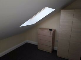 Big loft type room in East Ham with ALL BILLS INC (ONLY FOR ONE PERSON)