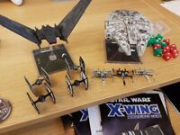 Star Wars: X-Wing Miniatures Game Collection