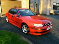 Late 2005 Saab 93 1.9 TiD, Red, Towbar, Excellent condition