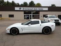 2009 Chevrolet Corvette HEADS UP DISPLAY, VENTED BRAKES...VERY C