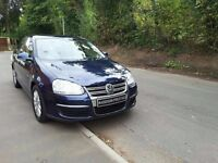 VOLKSWAGEN JETTA 1.9 S TDI 2007 NEW MODEL. 89,900 MILES. DOCUMENTED SERVICE HISTORY. MOT MARCH 2017.