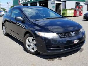 2011 HONDA CIVIC 2-DR DX-G