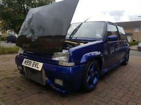 Renault 5 gt turbo ( stunning example)