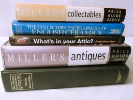 Collectable/Antique books set of 5
