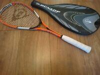 Dunlop Tempo Lite squash racquet