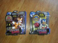 Sega Master System/Mega Drive sealed Sonic figures