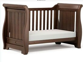 Boori sleigh cot bed with storage drawer