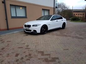 BMW 520D M SPORT Mperformance replica!