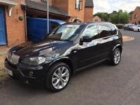 2009 BMW X5 3.0SD auto 286Bhp 7 Seater