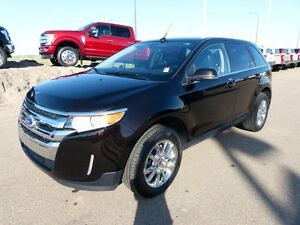 2013 Ford Edge Limited, NAV, Pano Roof, Leather