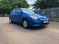 Hyundai i30 comfort --- Automatic --- £30 Tax --- Low Milleage -- Aux