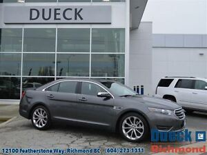 2015 Ford Taurus Limited  AWD, Accident Free