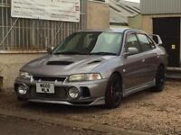Mitsubishi evo 4 GSR