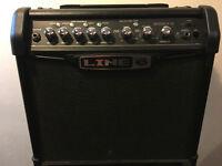 15-watt guitar amplifier with 8-inch custom speaker