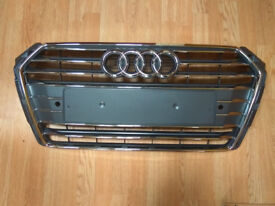 NEW Grilles for Audi A5 - S5 Quattro