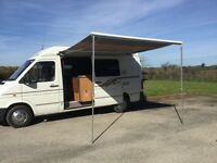 VW LT28 tdi motorhome/camper. Low mileage. 12 months MOT. Outstanding throughout.