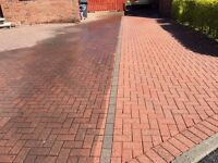 Driveway patio cleaning services Competitive prices