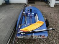 Topper Dinghy 33137