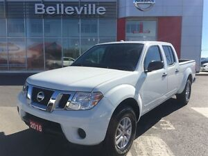 2016 Nissan Frontier SV 4wd crew Cab