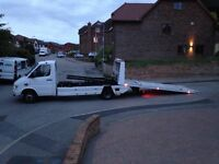 Recovery transporter service (fully insured)
