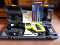 RYOBI ERS80 reciprocating saw, new