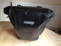 Ortlieb Back Roller City Pannier Pair (BLACK) - Never USED