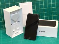iPhone 7 in mint condition. 32gb. Original packaging with all the bits and bobs totally unused