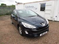2011 PEUGEOT 308 S 1.6 HDI DIESEL 30£ A YEAR TAX LOW MILEAGE
