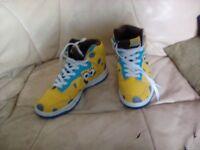 Spongebob limited edition nike hightops