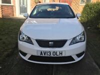 Seat Ibiza 1.4 Toca 2013 features include Satallite Navigation, BlueTooth Connectivity