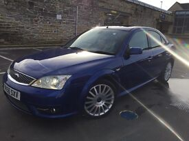 2007 Ford Mondeo 2.2 TDCI 155 BHP Fully Loaded 6 Speed FSH MOT'D