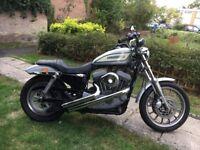 Harley sportster XL1200R 2004