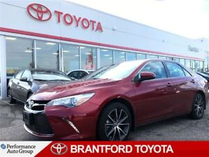 2016 Toyota Camry XSE, Local Trade in, Navigation, Sunroof