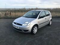 2005 55 FORD FIESTA STYLE 1.25 5 DOOR HATCHBACK - *NOVEMBER 2017 M.O.T* - ONLY 1 FORMER KEEPER!