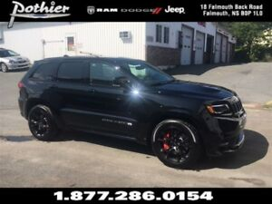 2017 Jeep Grand Cherokee SRT | LEATHER | BACK UP CAMERA | HEATED