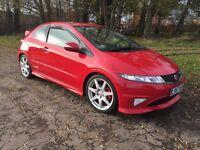 Honda Civic type r fn2 57 plate
