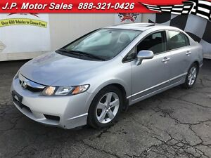 2010 Honda Civic Sport, Automatic, Power Sunroof,