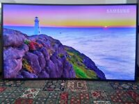 SAMSUNG 55 INCH 4K SUHD 3D SMART CURVED TV