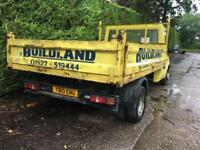 Ford transit tipper 115 PS 6 speed