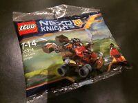 Nexo Knight Lego Brand New £2.50