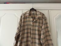 19 Silk, designer and M&S shirts, large and X large.19